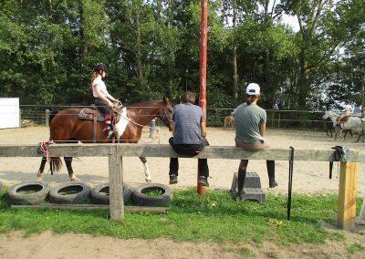 Gezinsvakantie natuurlijk paardrijden