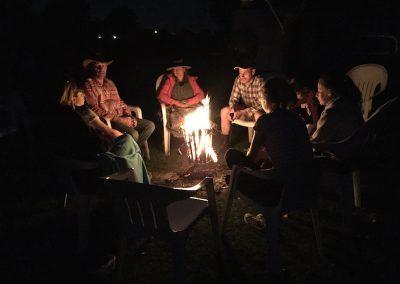 Gezinsdagen - Gezellig rond het kampvuur