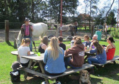 Ivo Bols legt bitloos paardrijden uit